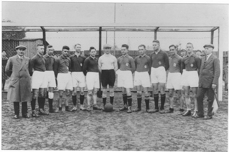 1926: 1. Mannschaft Turnverein